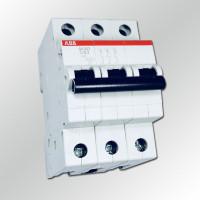 Автоматический выключатель ABB SH203L C63